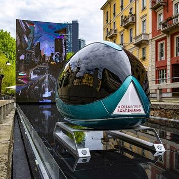 500 лет со дня смерти Леонардо да Винчи: инсталляция на Milan Design Week 2019