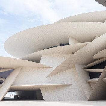 В Дохе открылся Национальный музей Катара по проекту Жана Нувеля