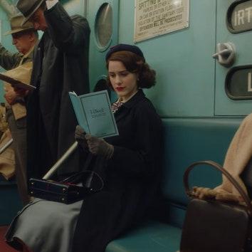 """Дизайн в кино: сериал """"Удивительная миссис Мейзел"""" и Нью-Йорк 1950-х"""