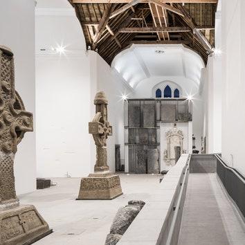 В Ирландии церковь XIII века превратили в музей средневековых артефактов