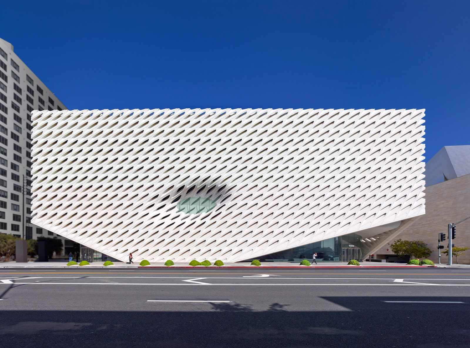 The Broad  .