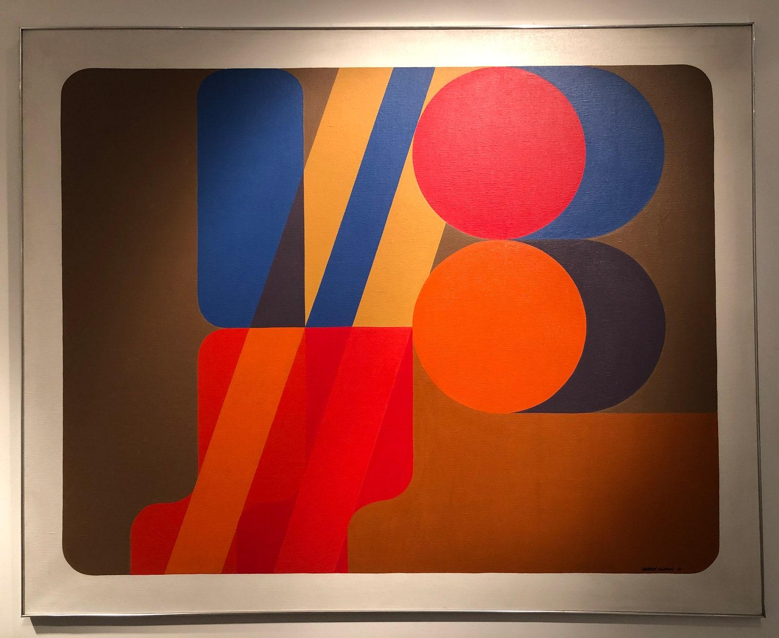 1970 . 8000.  Victor Werner.