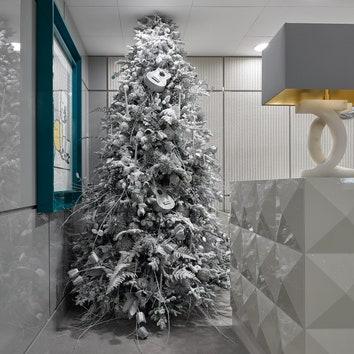 Как украсить офис: новогоднее оформление от Кирилла Истомина
