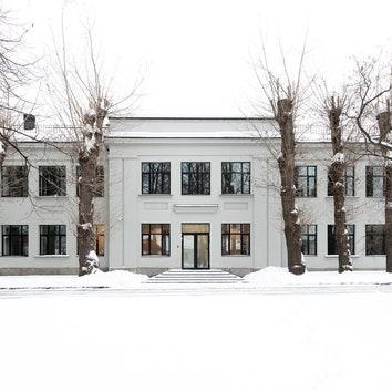 """В здании 1939 года на ВДНХ открываются мастерские и арт-резиденции музея """"Гараж"""""""