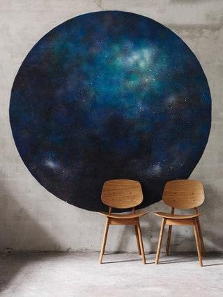 Pandora Chairs in fron of Venus.