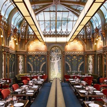 Роскошный Beefbar в Париже