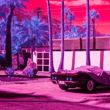 Архитектура в объективе: Палм-Спрингс и Лос-Анджелес глазами Кейт Баллис