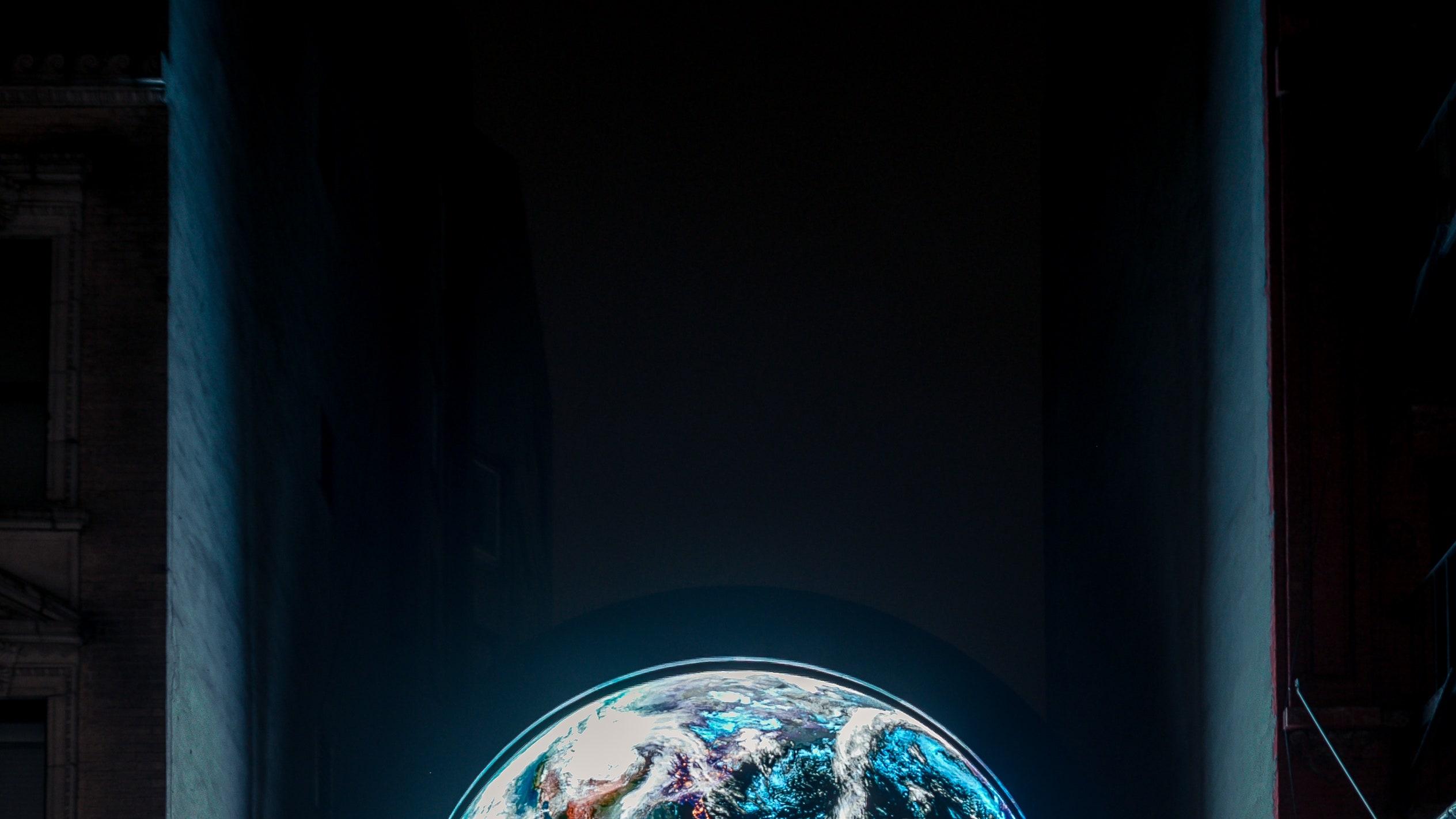 blu Marble    c