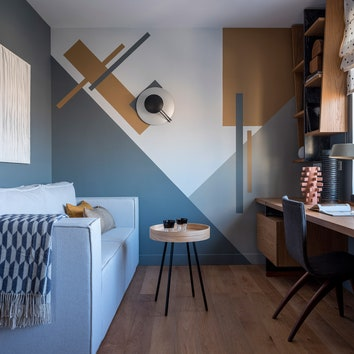 Квартира для молодого человека, 85 м²