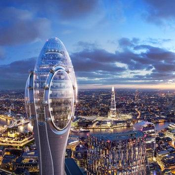 Новый проект в Лондоне от Foster + Partners