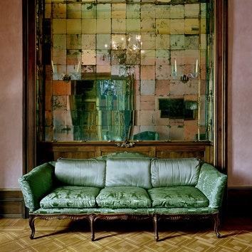 Архитектура в объективе: ускользающая красота старинных интерьеров глазами Майкла Истмана