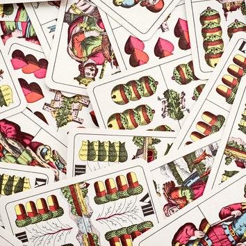 История дизайна игральных карт: от прошлого к современности