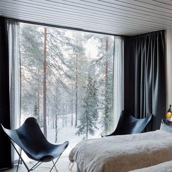Зимняя сказка: 5 отелей для праздничных каникул в гармонии с природой
