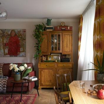 Квартира-сюрприз для мамы, 42 м²
