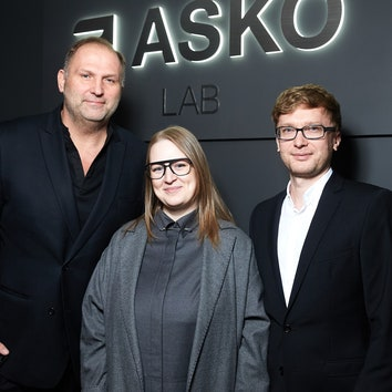 Диме Рангелов, Asko, дизайнер Екатерина Елизарова иМихаил Михалев, Giulia Novars.