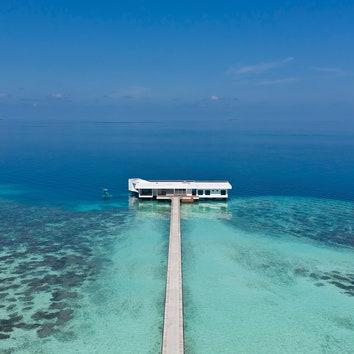 На Мальдивах открылась первая в мире подводная резиденция