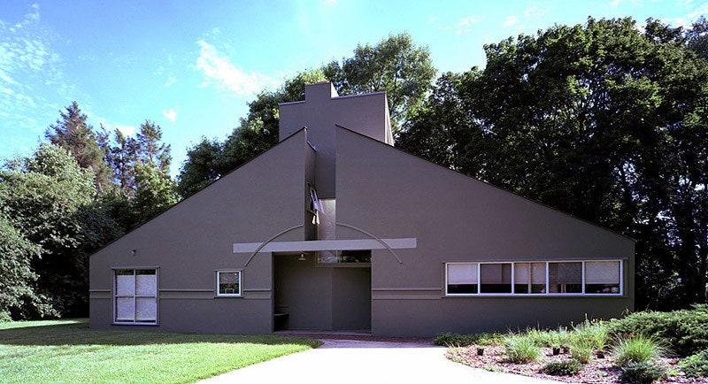Vanna Venturi House 19621964.