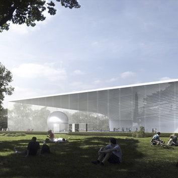 На ВДНХ построят павильон атомной энергии по проекту бюро UNK project
