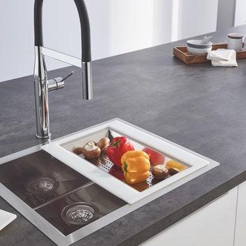 Новая коллекция кухонных моек от Grohe
