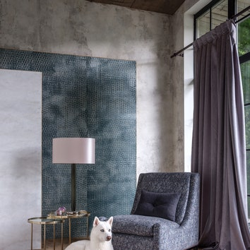 Caledonia: текстильная коллекция Олега Клодта и Анны Агаповой