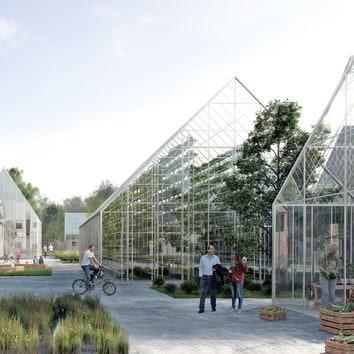 Устойчивая архитектура: здания будущего для жителей мегаполисов