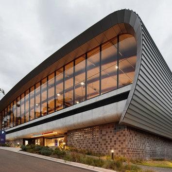 Спортивный центр в Австралии