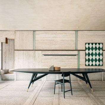 Гости из будущего: новый проект Molteni & C в интерьерах палаццо и виллы 1930-х годов