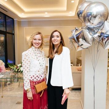 Основатель и креативный директор That's Living Катарина Дмох и Асель Турсынбекова, Caracole.