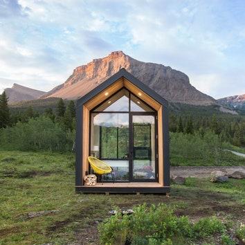 В диких условиях: 5 уединенных маленьких домиков