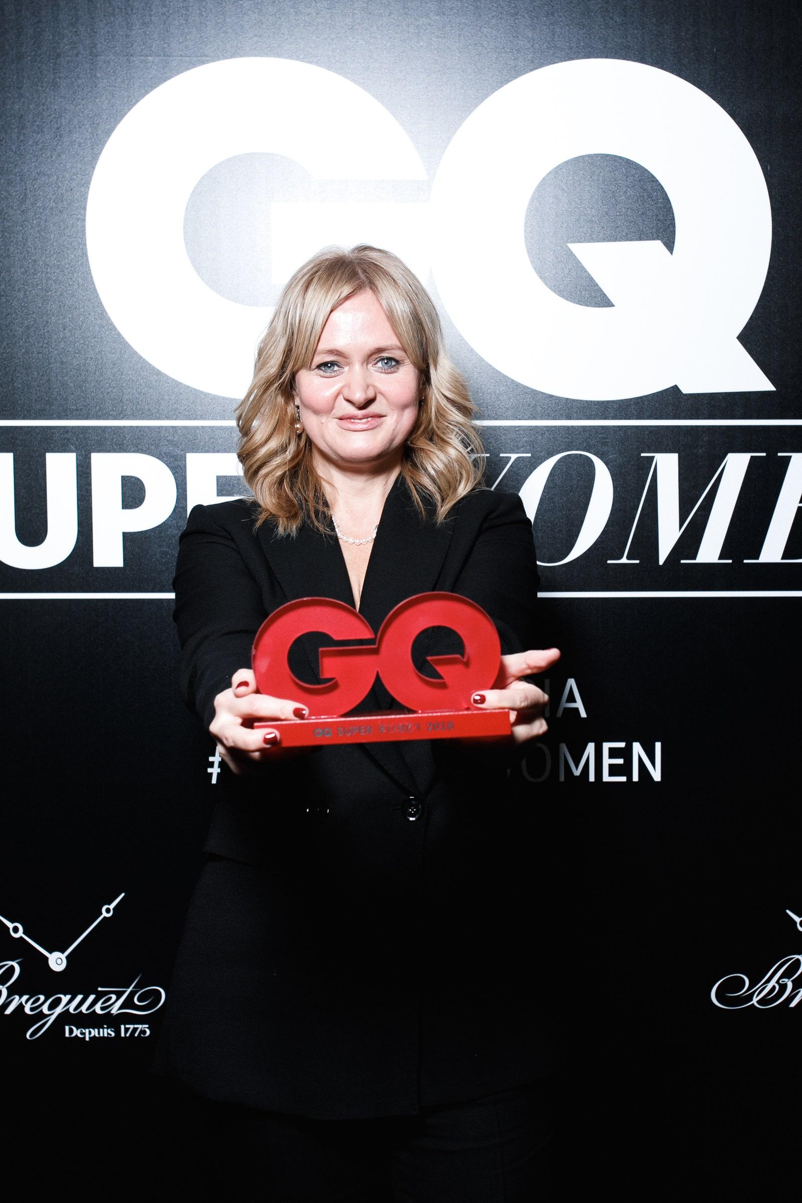 GQ Super Women 2018