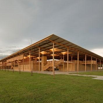 Премия RIBA 2018: школа-интернат в Бразилии признана лучшим зданием в мире