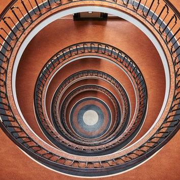 Фигурные лестницы Будапешта