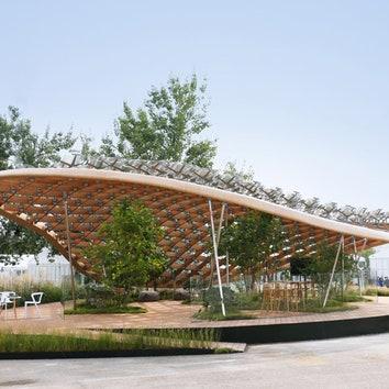 Дом будущего от бюро MAD Architects