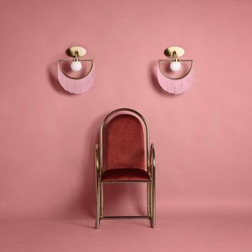 Яркая коллекция мебели от бюро Masquespacio и Houtique