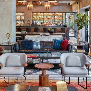 Хиппи-отель с японским характером в Сан-Франциско