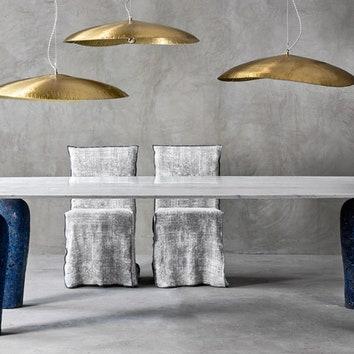 Новые коллекции мебельного бренда Gervasoni
