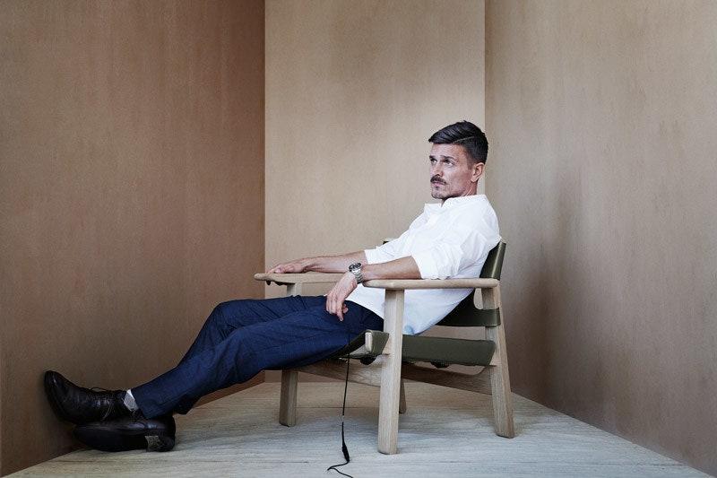 The Spanish Chair