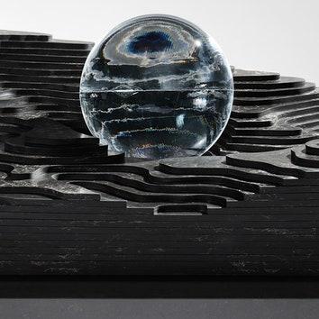 Вода и камень: новая концепция кухонных столешниц на i Saloni 2018