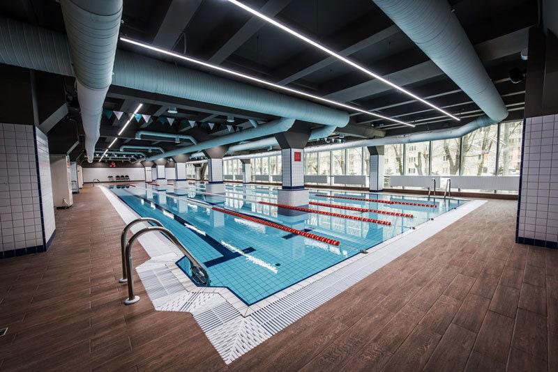 LOMOV Gym Crocus Fitness   Edge