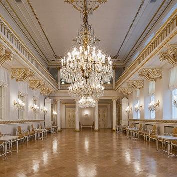 Президентский дворец в Хельсинки — место встречи Путина и Трампа