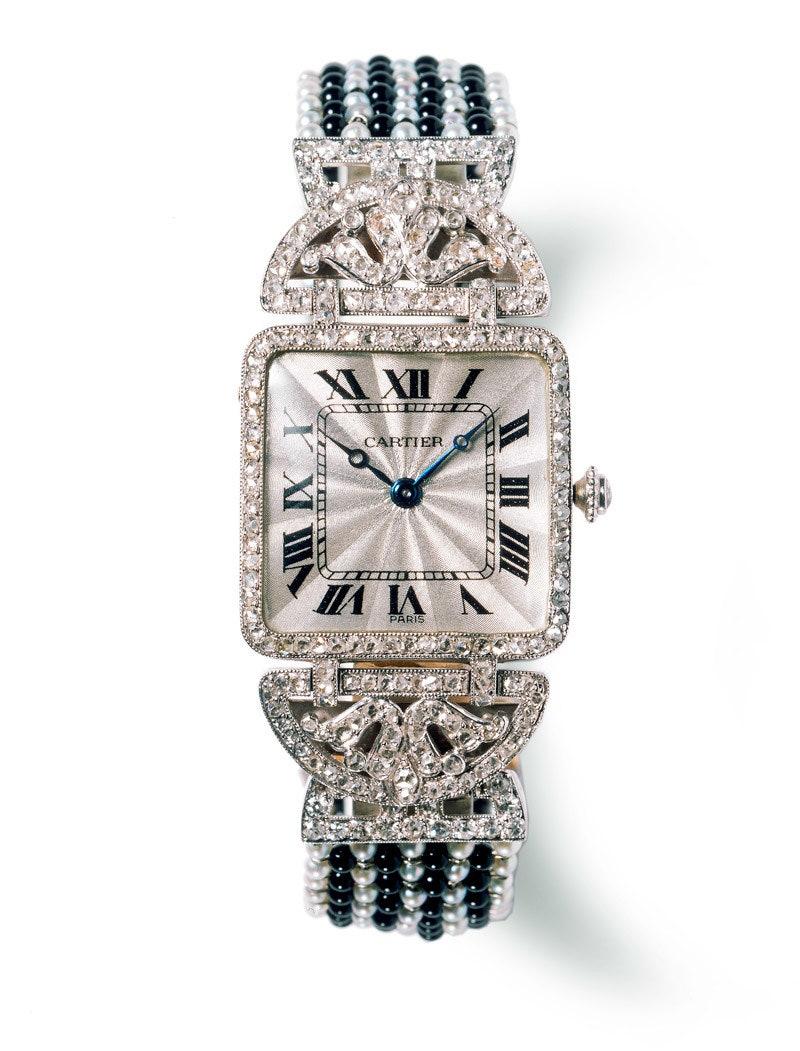 Cartier  1912 .        .    .   .