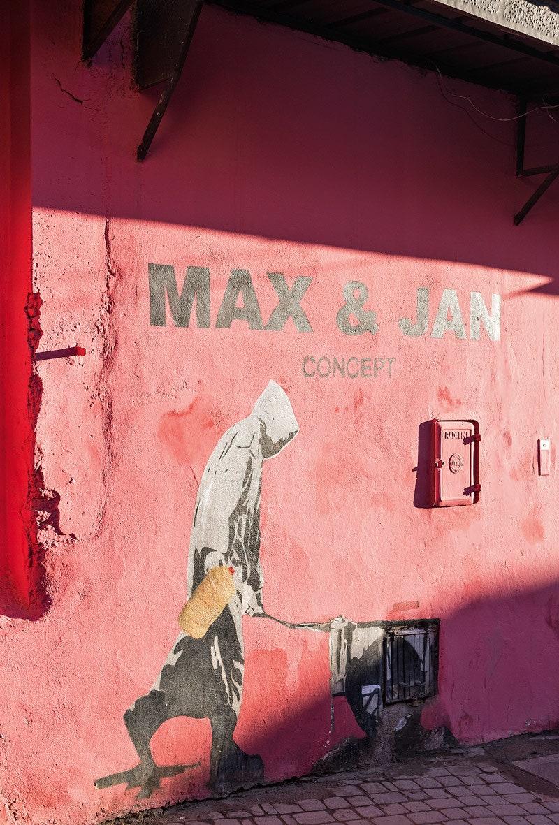 Max amp Jan.