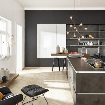 Как обустроить кухню в маленькой квартире: 6 советов от хозяйки Nolte Moscow Ринаты Сафиной