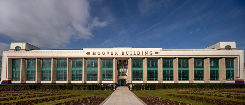 Hoover Building          Interrobang