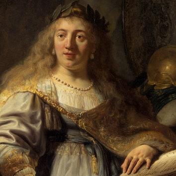 Рембрандт, его учителя, коллеги и ученики в ГМИИ имени А. С. Пушкина