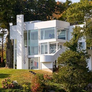 Дому Смита Ричарда Мейера исполнилось 50 лет