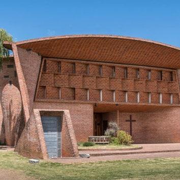 Архитектура в объективе: легендарная уругвайская церковь глазами Гонсало Вирамонте