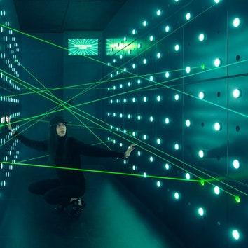Музей шпионажа по проекту Дэвида Аджайе в Нью-Йорке