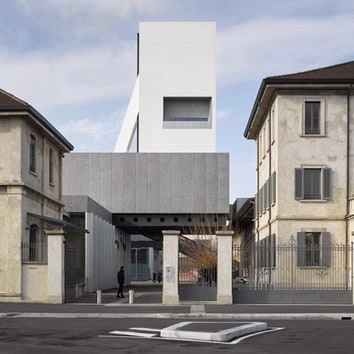 Игра в геометрию: Fondazione Prada объявил об открытии нового здания