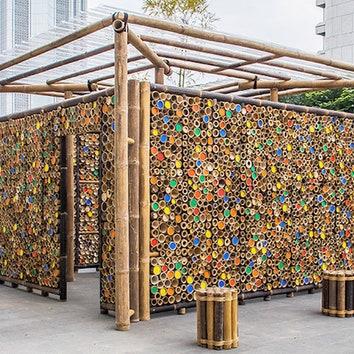 Бамбуковый павильон в Куала-Лумпуре